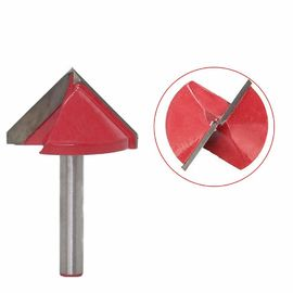 Tajam Cutting Edge Woodworking Router Bit V Groove Carbide Tipped Tools
